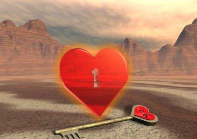tienes la llave de mi corazon