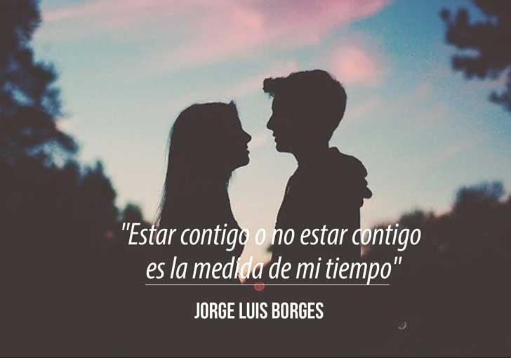 Frases Romanticas De Jorge Luis Borges Imagenes Para Mi