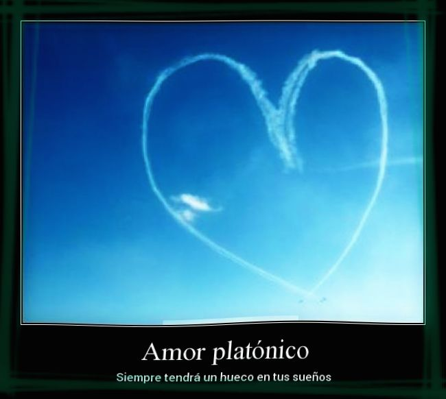 postales de amor platónico