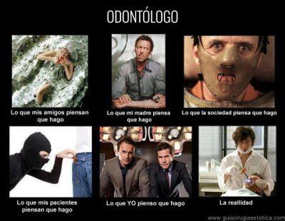 humor sobre dentistas profesion