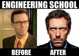 memes de ingenieros antes y despues