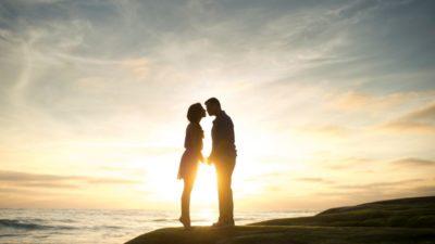 Imágenes de Amor pareja besandose