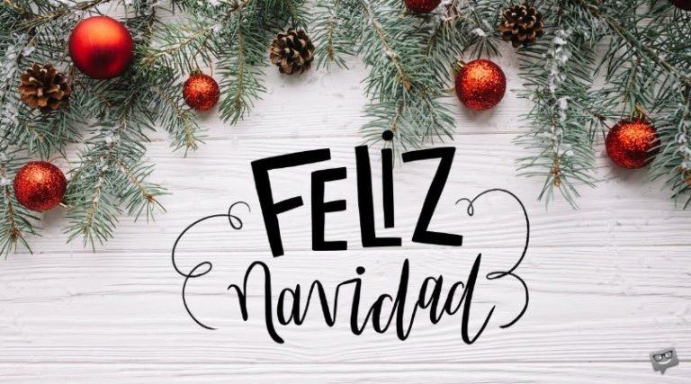 ¡Feliz Navidad! Imágenes, sentimiento y amor