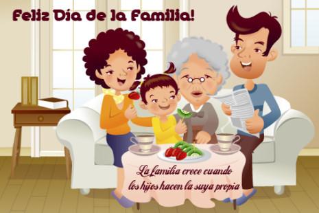 dia de la familias unidas