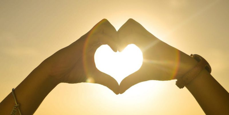juntos en el amor