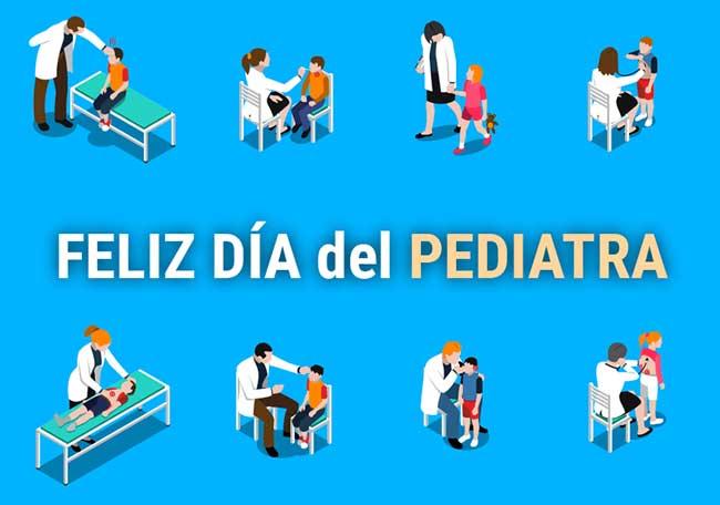 el pediatra en su dia