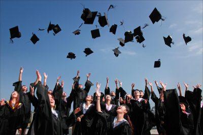 foto de universitarios