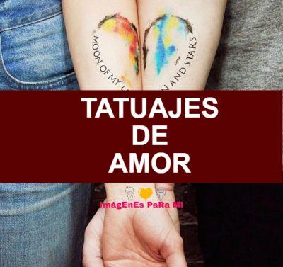 Tatuajes de Amor: Una Gran Demostración de Arte para Parejas