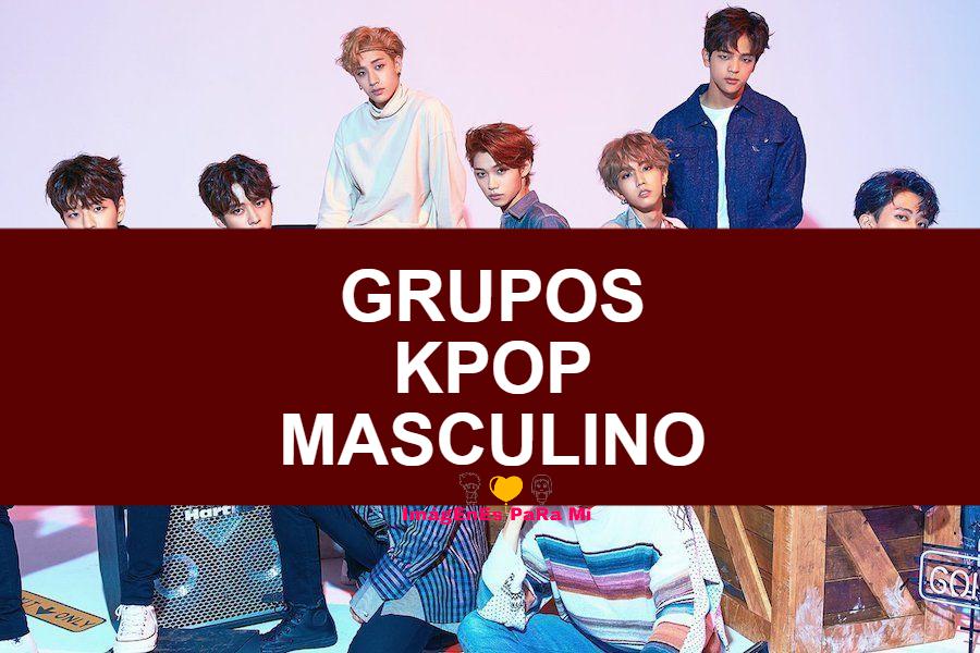 Grupos KPop Masculinos: Lo Mejor de su Música
