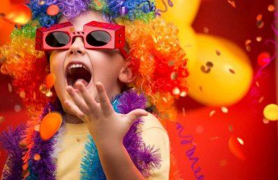 carnaval de niños